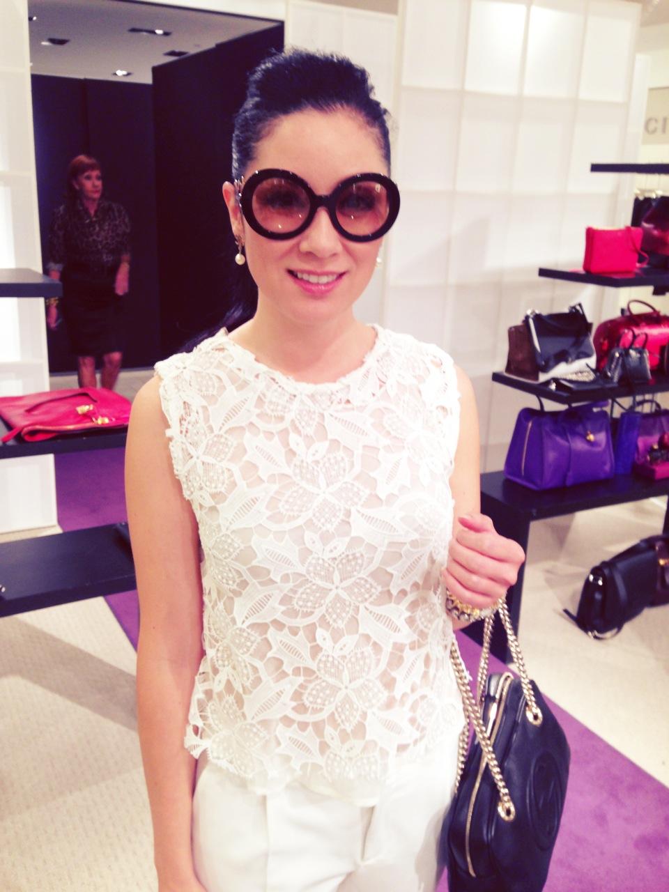 Sunglasses by Prada