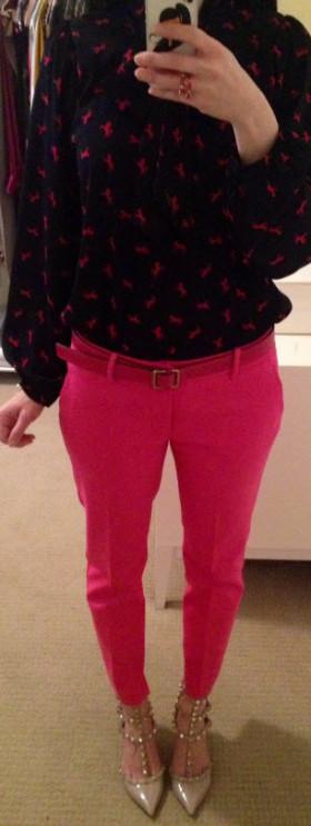 Wearing May 1, Inspired by Miu Miu