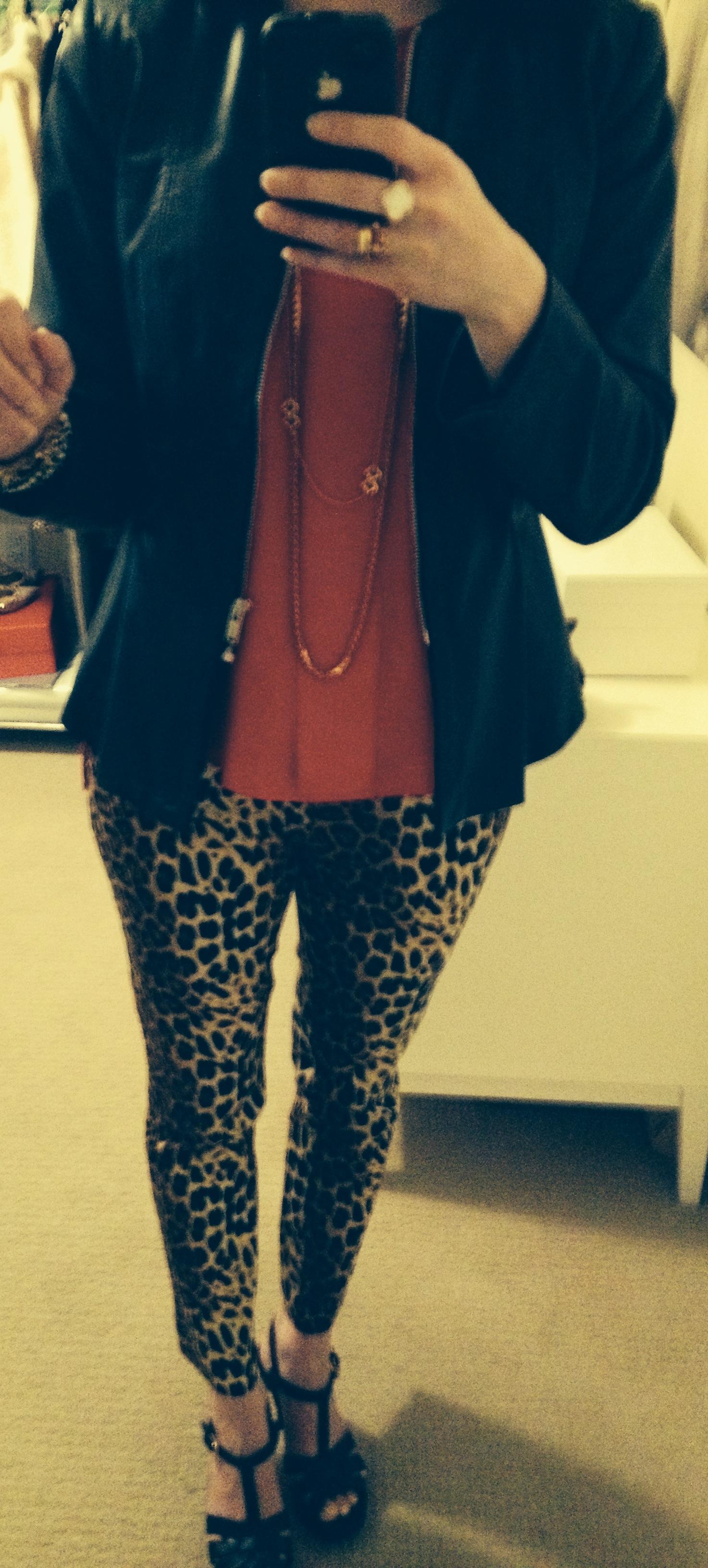 Attention seeker Leopard Pants