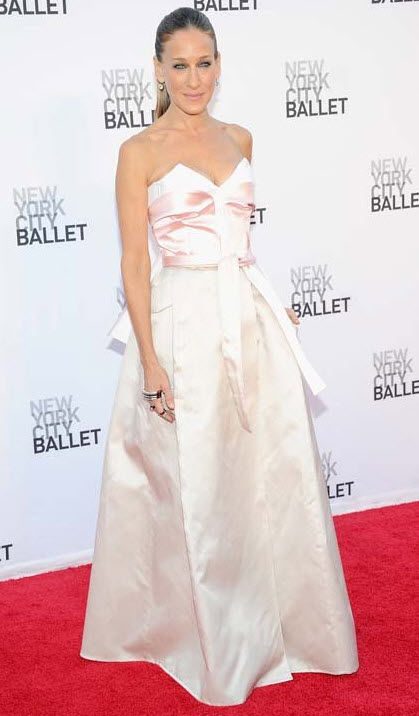 Sarah Jessica Parker New York City Ballet