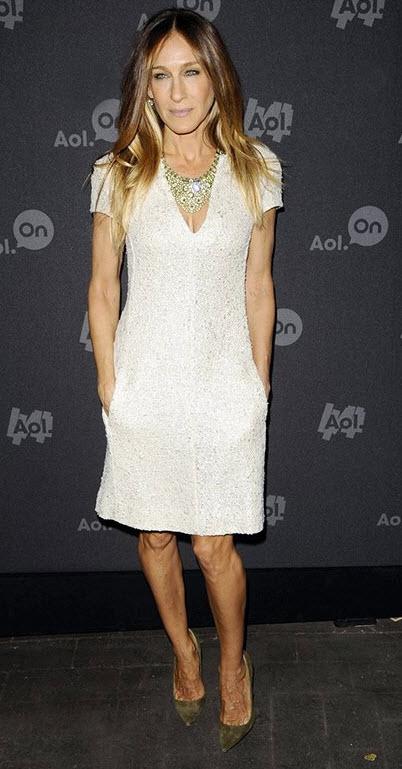 Sarah Jessica Parker for AOL