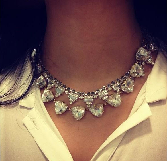 Sparkle and Shine, paired with Somervell Necklace