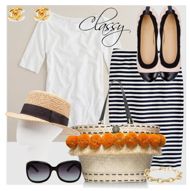 Classy Style Inspired by Coco Chanel