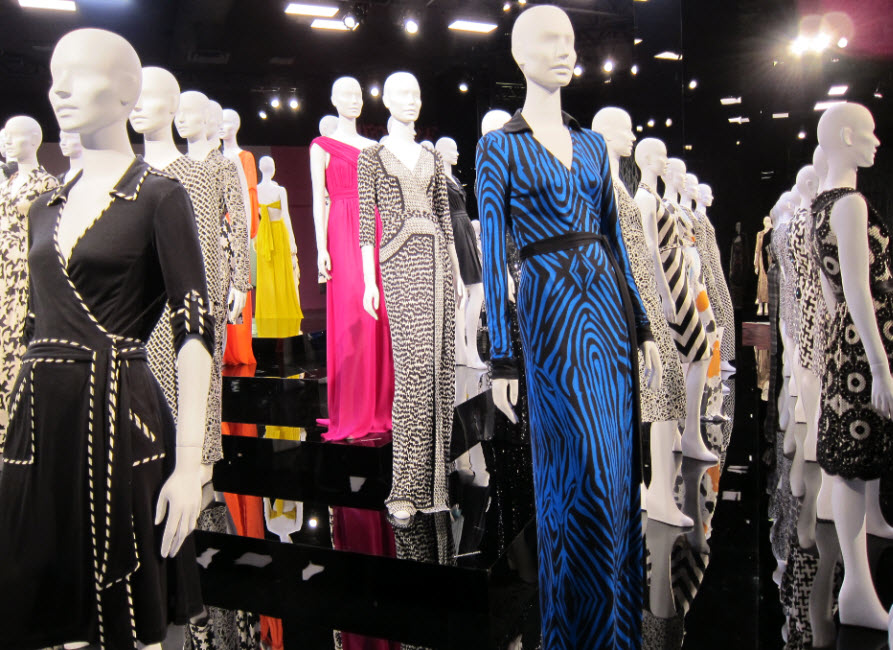 DVF Wrap 40 Exhibit Los Angeles