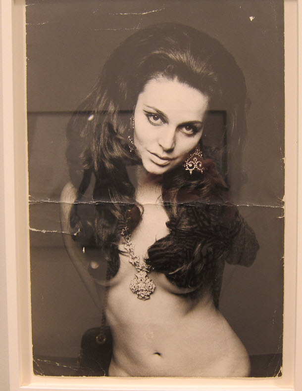 Young Model Diane Von Furstenberg