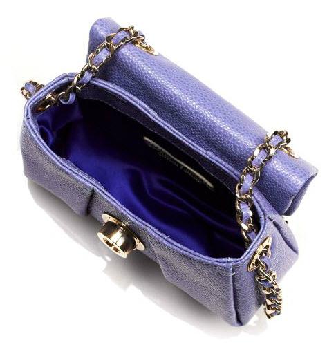 Milliner Mini Bag by Henri Bendel with flat bottom