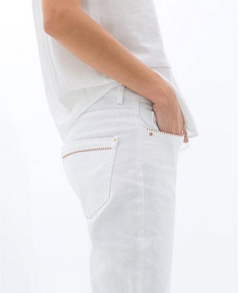 Boyfriend Jeans by Zara.com $60