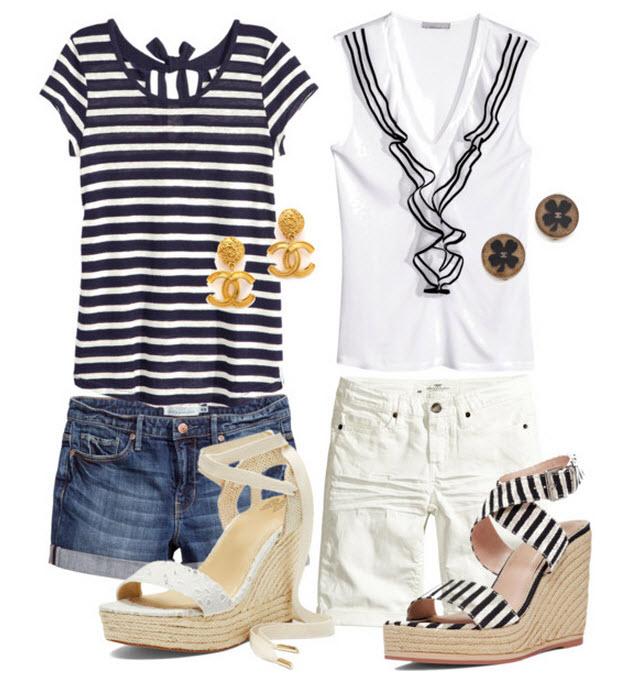 Espadrille Summer Wedges by Victoria Secret