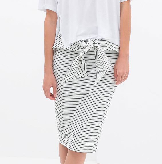 Zara Skirt with Bow
