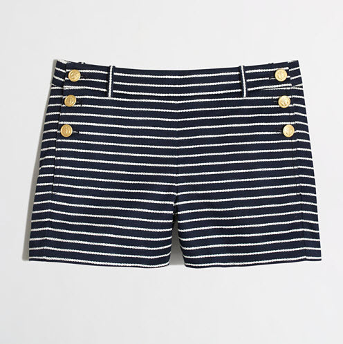 Sailor Rope Shorts by J.Crew