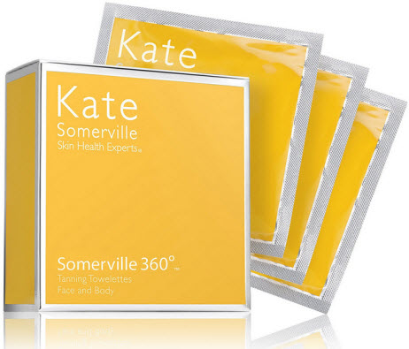 Kate Somerville Tan Towellets