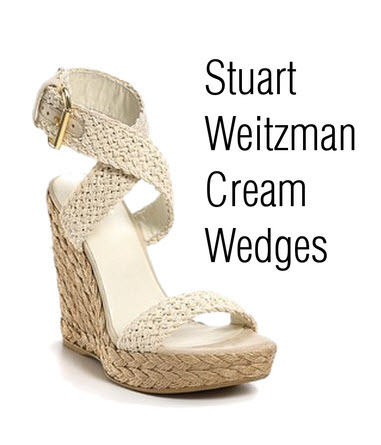 Stuart Weitzman Wedges