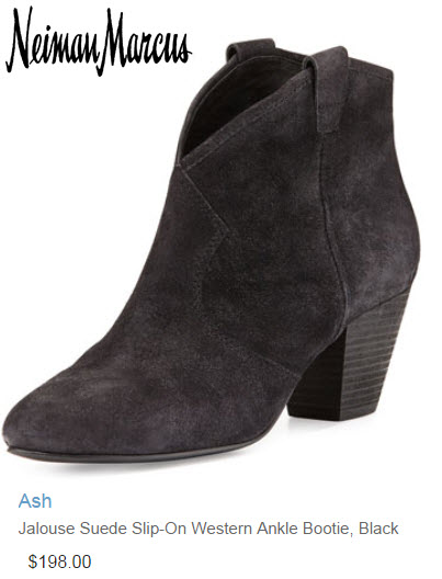 Jalouse Western Bootie by Ash
