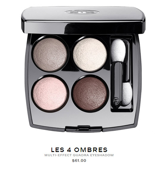 Chanel Eyeshadow Ombres