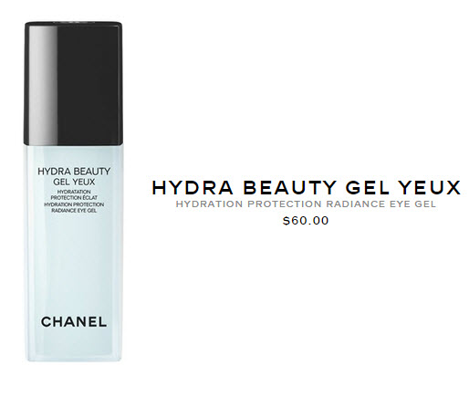 Eye Gel by Chanel