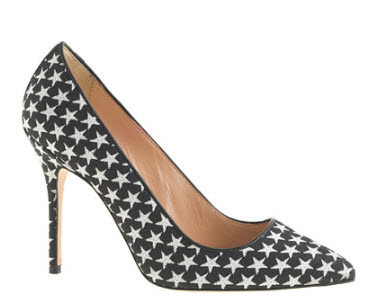 Roxy Print Pumps
