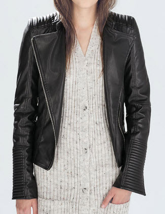 Biker Jacket by Zara TRF
