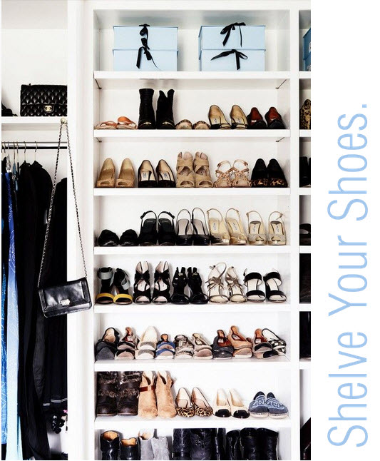 Shelve Your Shoes
