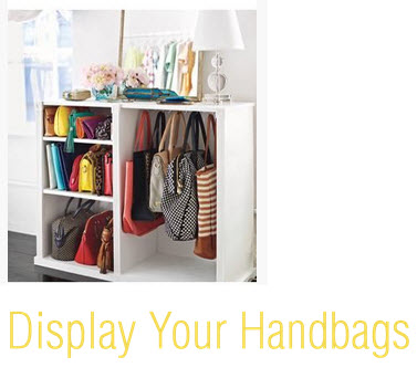 Display Your Bags