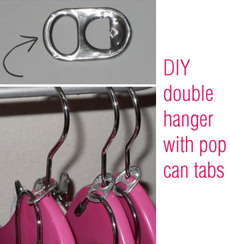 DIY Double Hanger