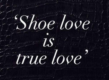 Shoe Love is True Love