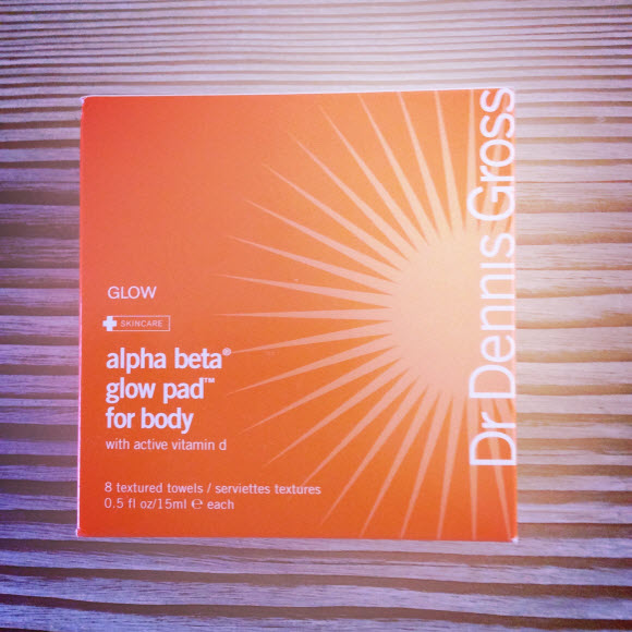 Dr Dennis Gross GLOW pad for body at beauty.com