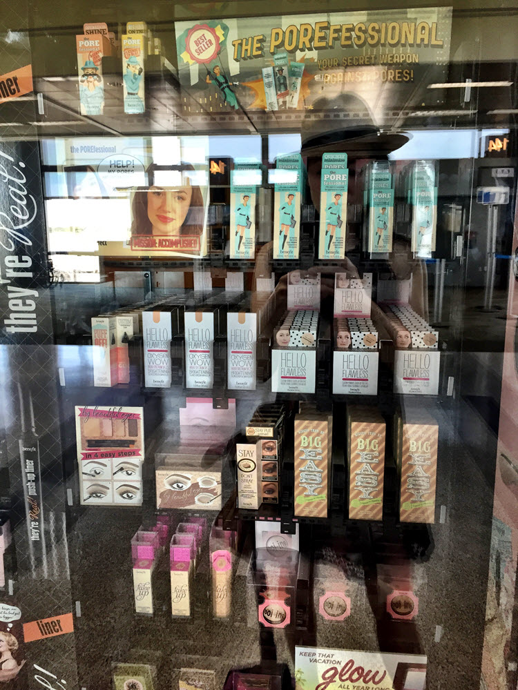 Travel Friendly Minis by Benefit Cosmetics