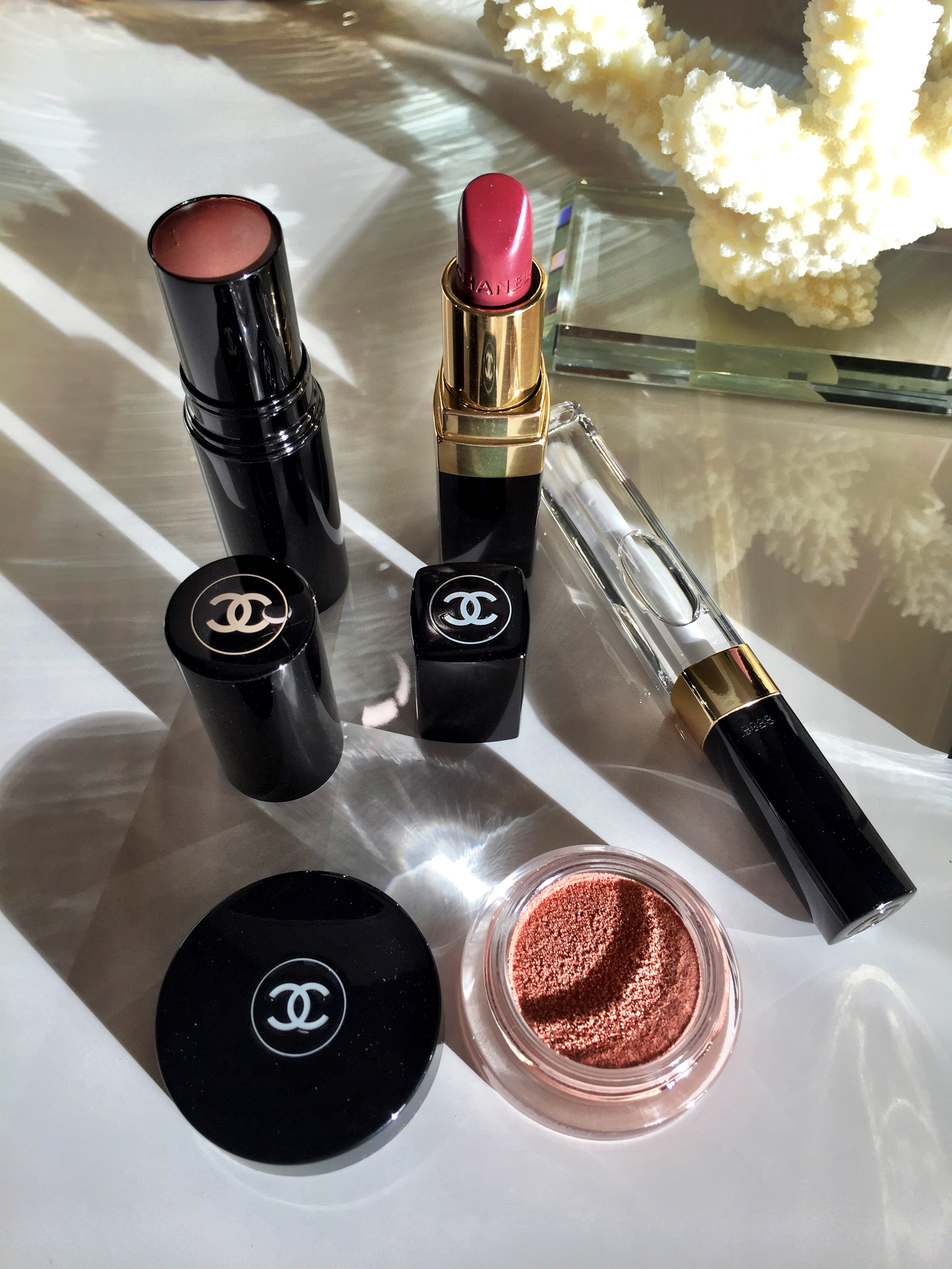 CHANEL Makeup for a quick Natural Look