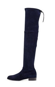 Stuart Weitzman Build Your Own Highland or Lowland Over-the-Knee Boot