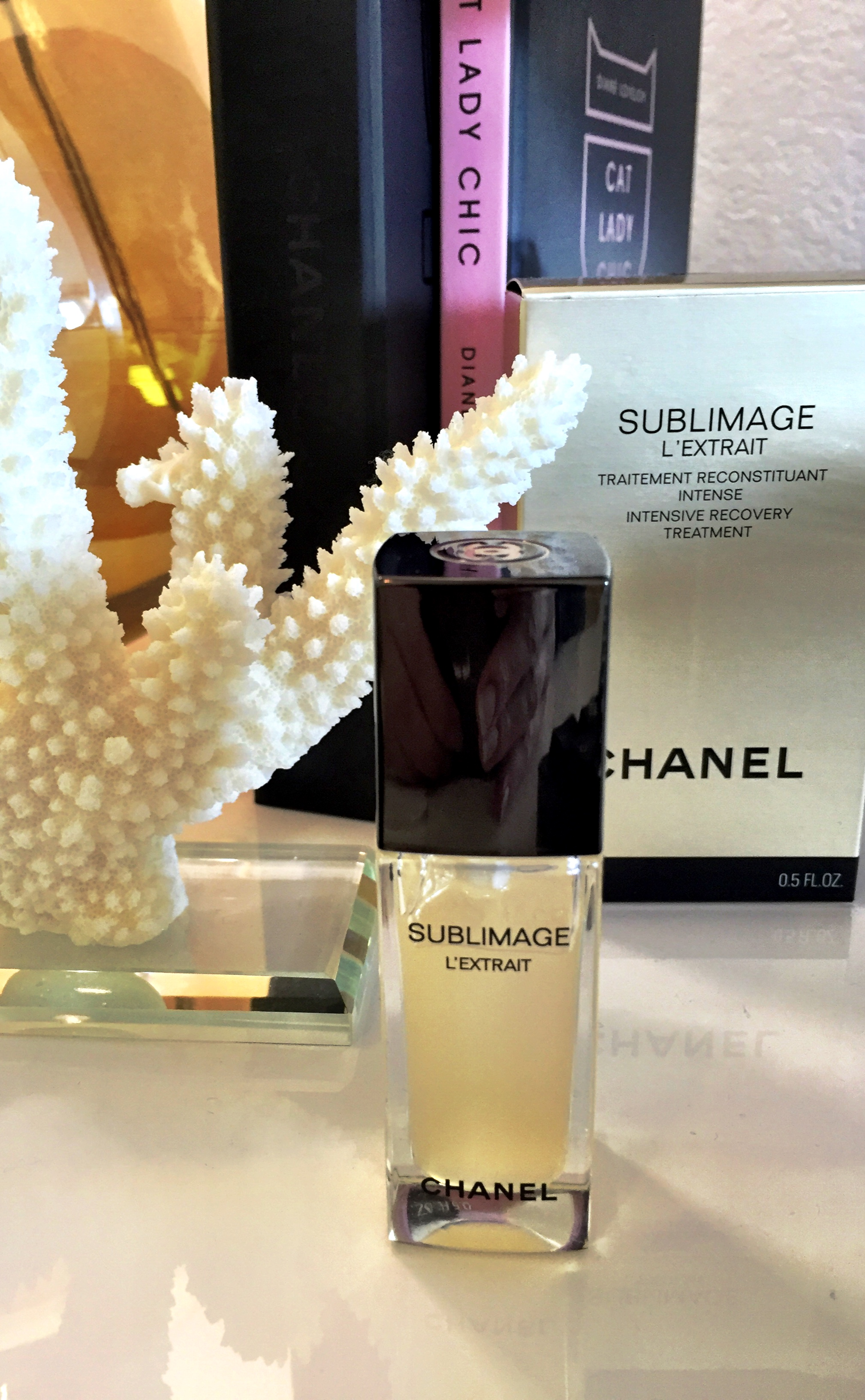 SUBLIMAGE L'Extrait by CHANEL
