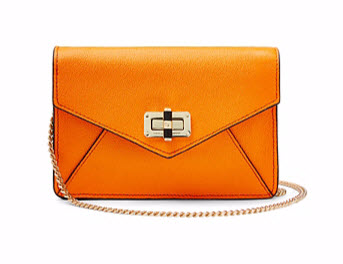 440 Gallery Bitsy Caviar Leather Mini Bag