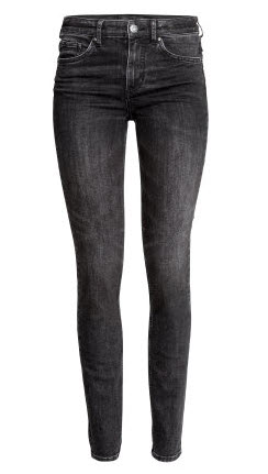 H&M Black Denim