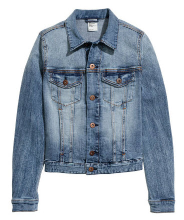 Denim Jacket by H&M