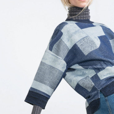Trend Alert! Patchwork Denim for Spring