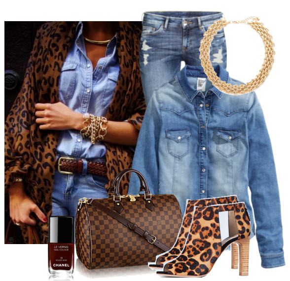 Luv the Look of Leopard