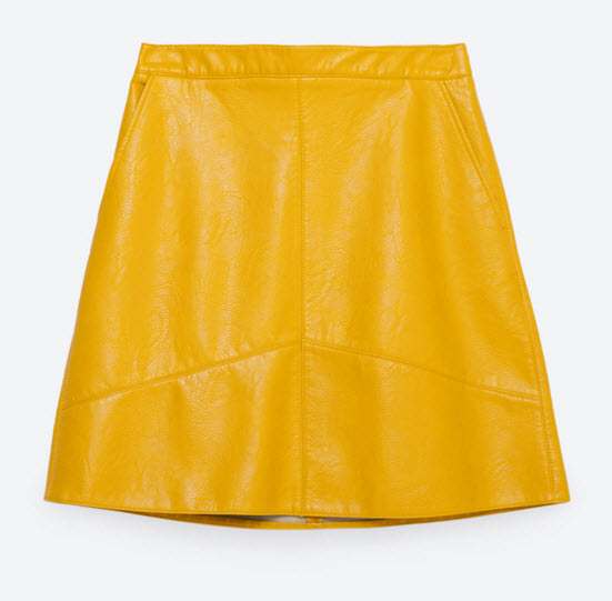 Aline Skirt by Zara