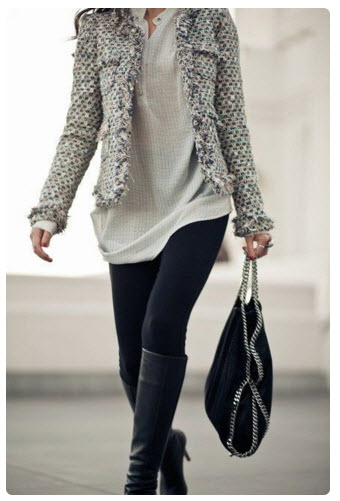 Casual Tweed