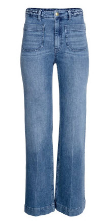 Flared Denim by H&M