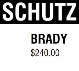 Schutz Brady Sandals