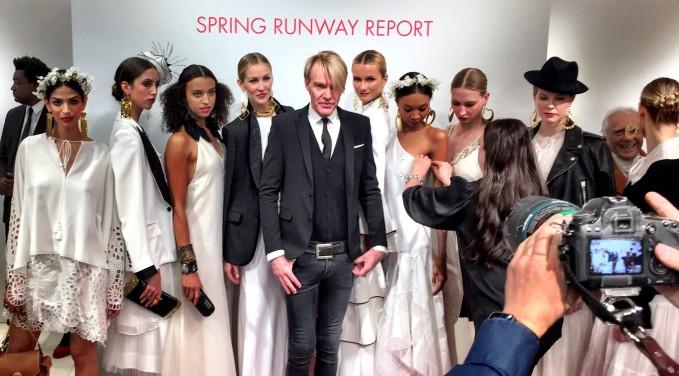 Ken Downing SVP Fashion Director of Neiman Marcus