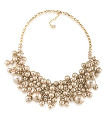 Carolee Frontal Statement Necklace, 17