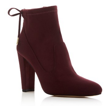 IVANKA TRUMP Sharon High Heel Booties