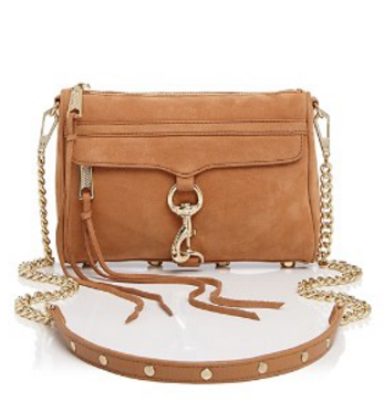 Rebecca Minkoff Mini MAC Nubuck Crossbody
