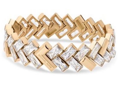 Michael Kors Baguette Patchwork Bangle