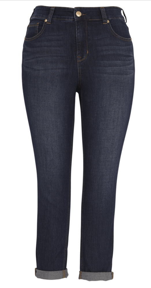 FIVE POCKET MINI S SKINNY JEAN by Melissa McCarthy Seven7