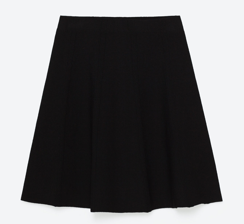 Zara SHORT SKIRT DETAILS 39.90 USD