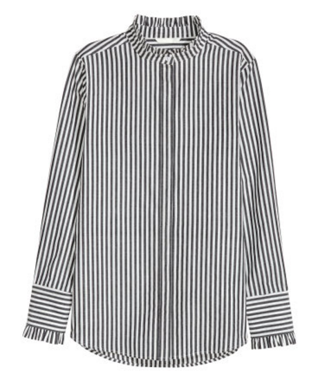 H&M Cotton Shirt $24.99