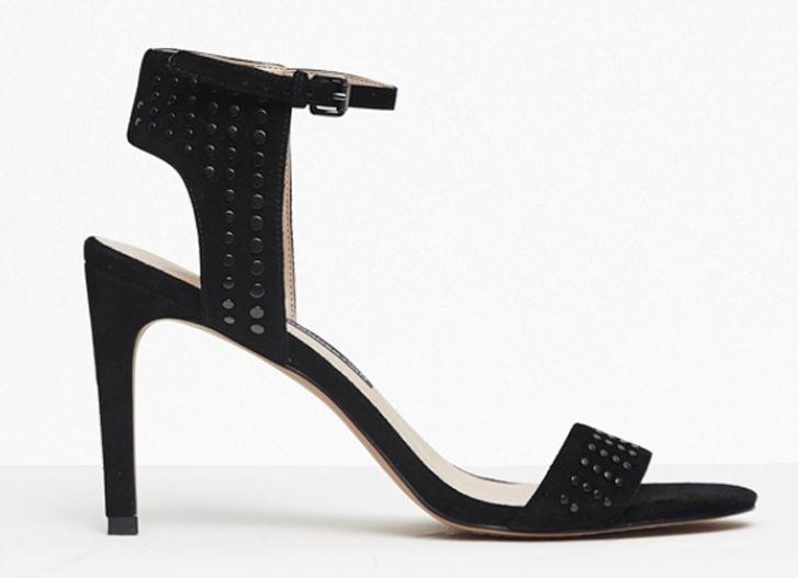 FRENCH CONNECTION Licca Stud Heeled Sandals