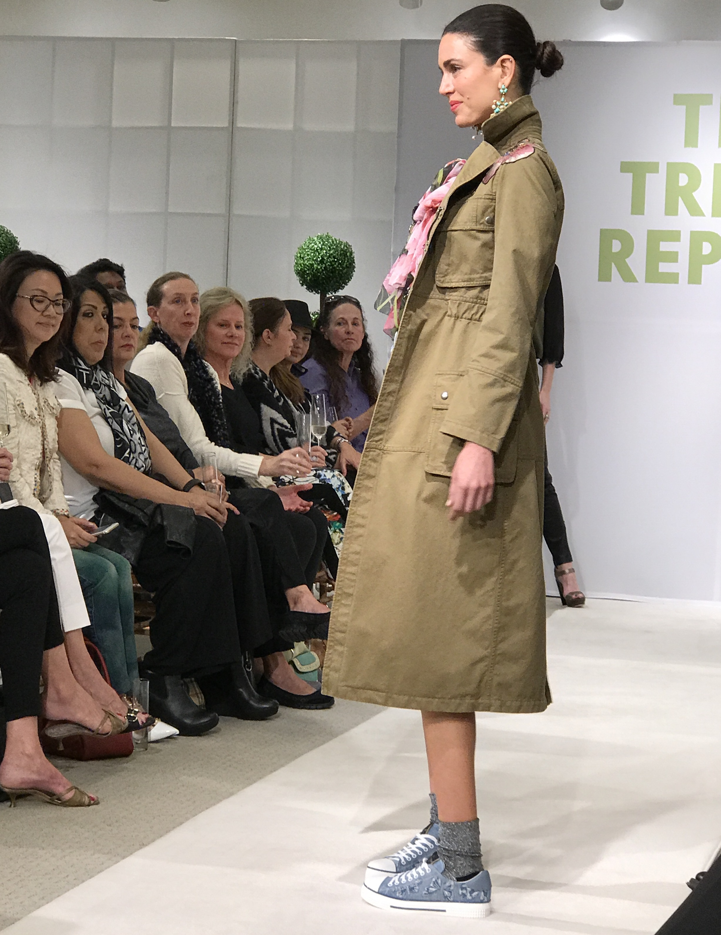 Valentino Tropical Trench